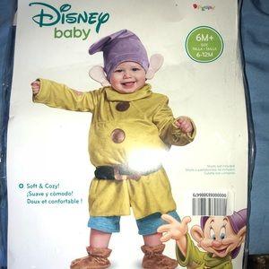 Disney baby Dopey Costume 6-12M